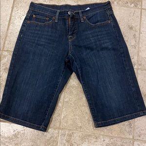 Lucky brand Bermuda shorts.